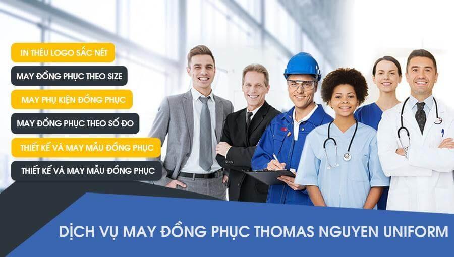 Dịch vụ May đồng phục Thomas Nguyen Uniform