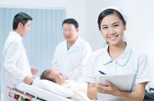 trang phục y tá điều dưỡng