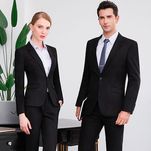 mẫu áo đồng phục nhà hàng cho quản lý