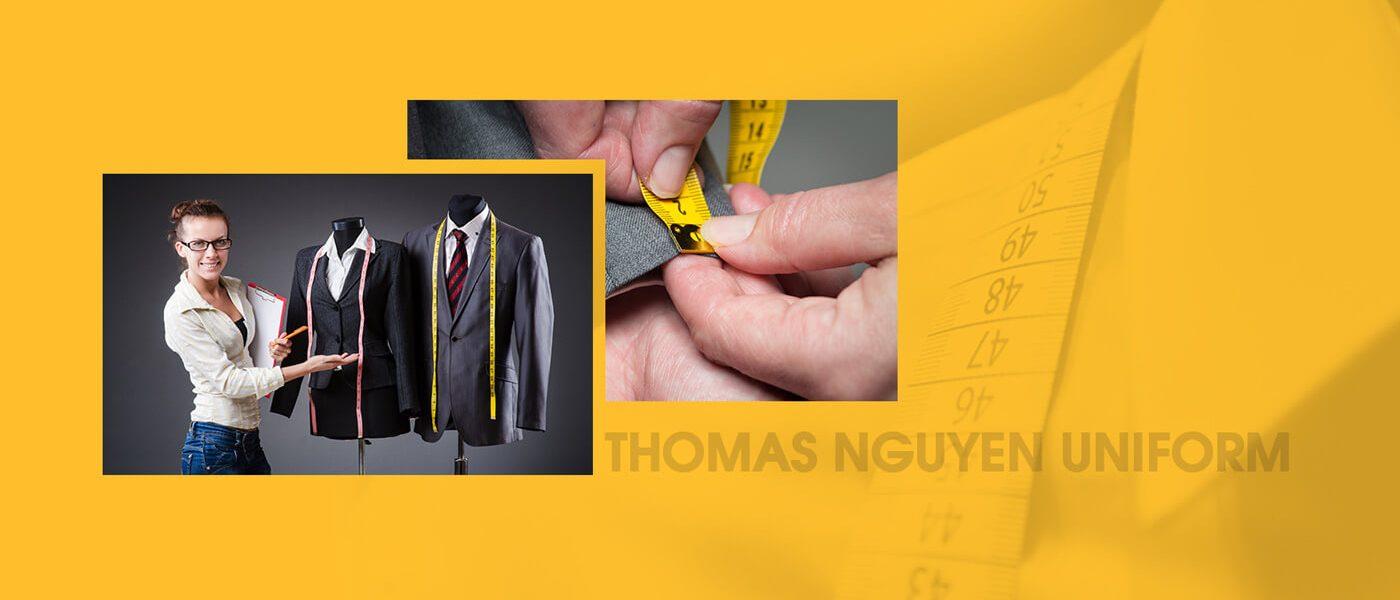 Dịch vụ may đồng phục Thomas Nguyen