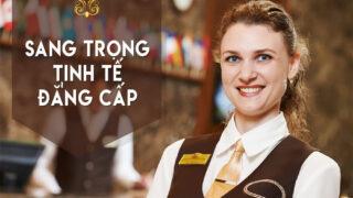 Chọn đồng phục quản lý nhà hàng ấn tượng cho nhà hàng của bạn