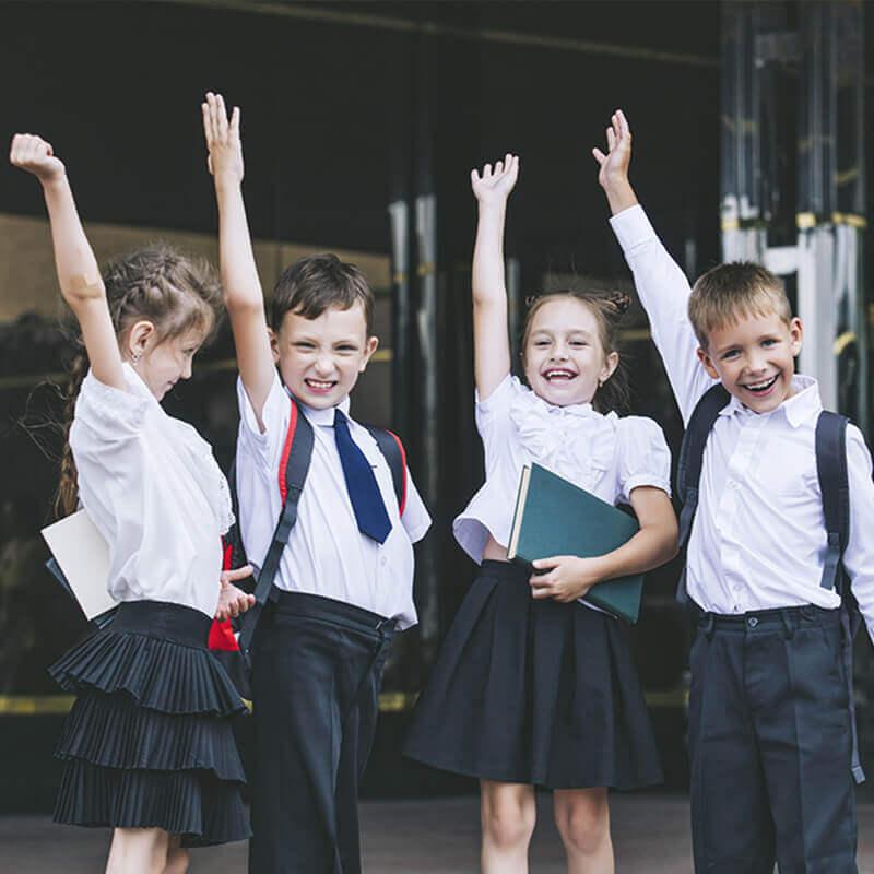 Đồng phục học sinh đẹp