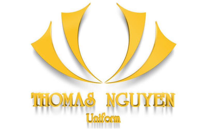 Logo may đồng phục Thomas Nguyen Unifrom