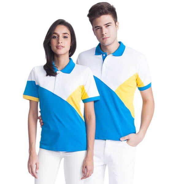 áo thun đồng phục trẻ trung