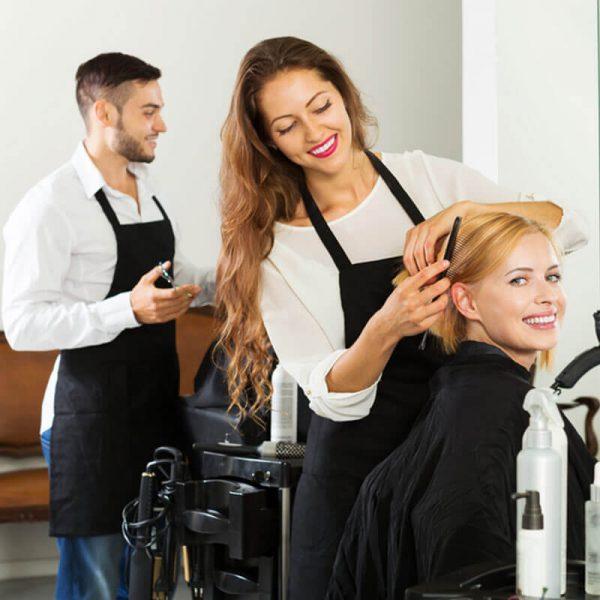 May Đồng phục Hair Salon