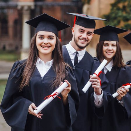 Đồng phục tốt nghiệp