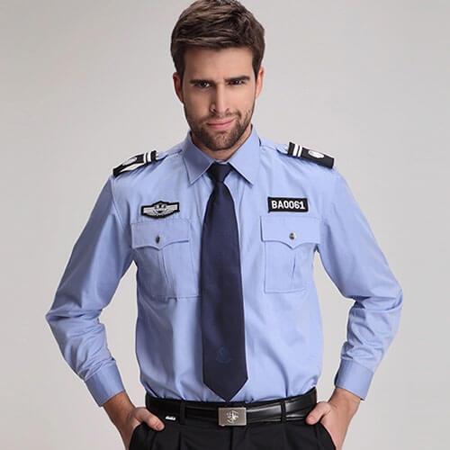 đồng phục bảo vệ nhà hàng, đồng phục bảo vệ khách sạn