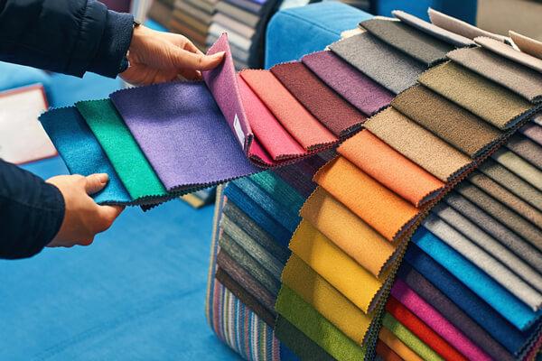 Các mẫu vải may đồng phục