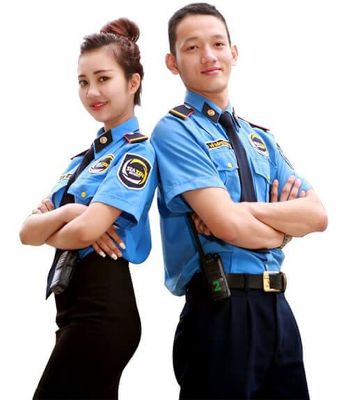 Quần áo bảo vệ Nam - Nữ