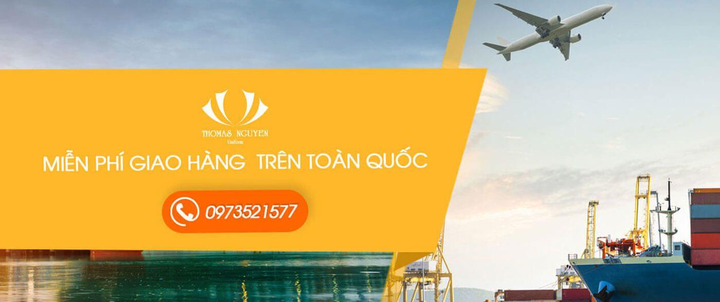 Thomas Nguyen Unifrom miễn phí giao hàng toàn quốc