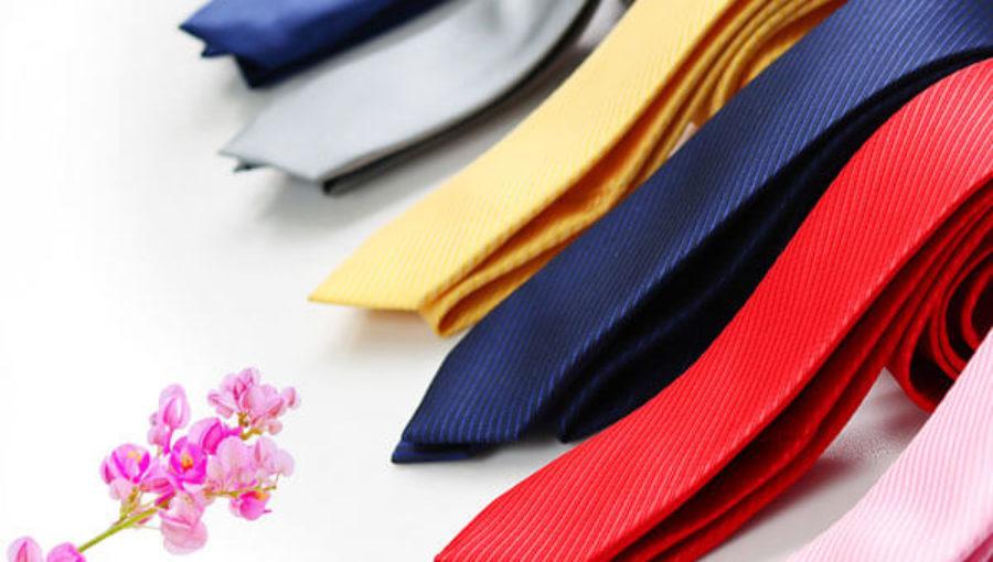 Cà vạt đồng phục đẹp |Bí quyết lựa chọn