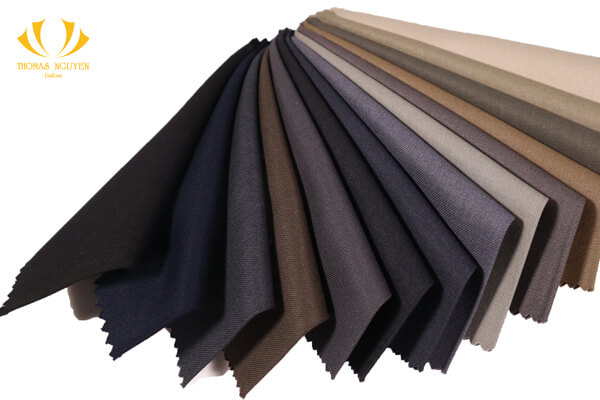 vải wool cao cấp