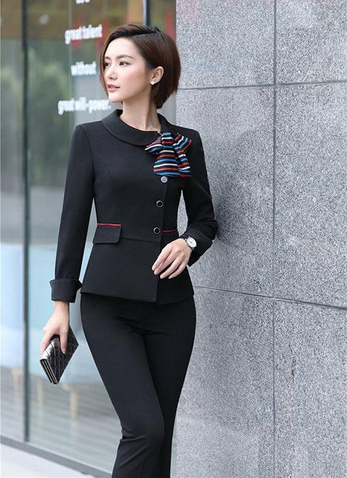 Đồng phục quản lý nữ