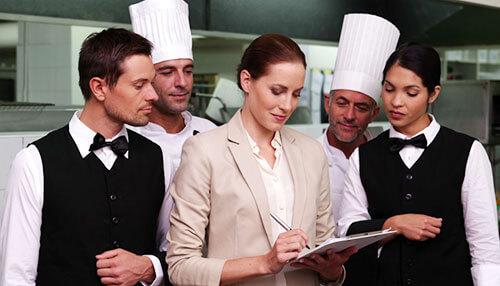 Đồng phục khách sạn, đồng phục nhà hàng