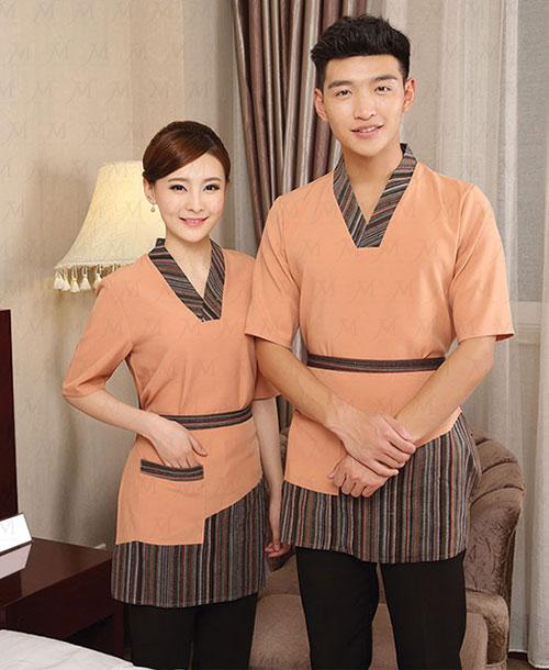 Đồng phục tạp vụ, đồng phục nhà hàng, đồng phục khách sạn