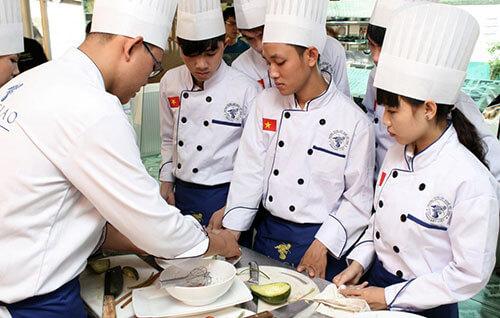 Đồng phục bếp, đồng phục nhà hàng