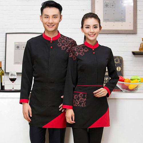 Đồng phục phục vụ, đồng phục nhà hàng