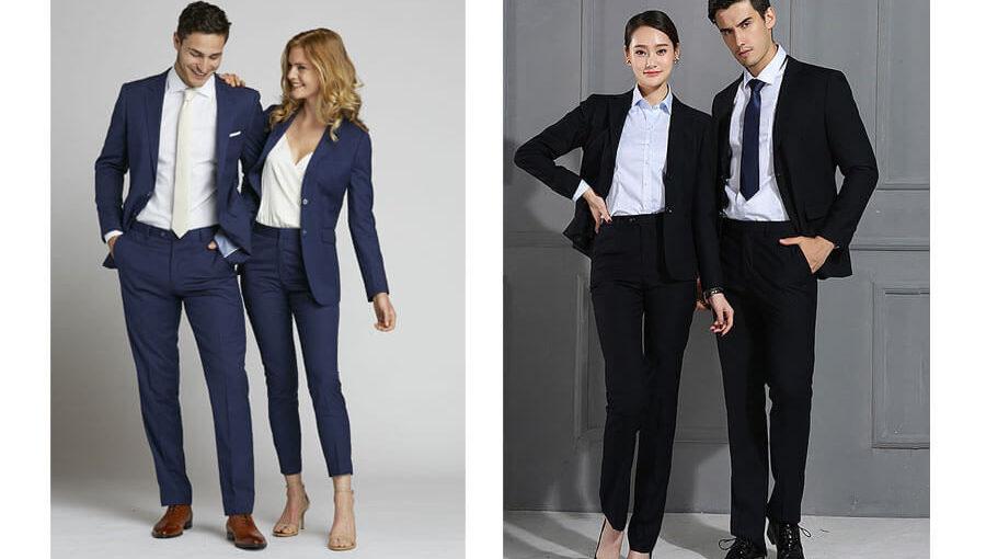 20 mẫu vest đồng phục công sở đẹp nhất