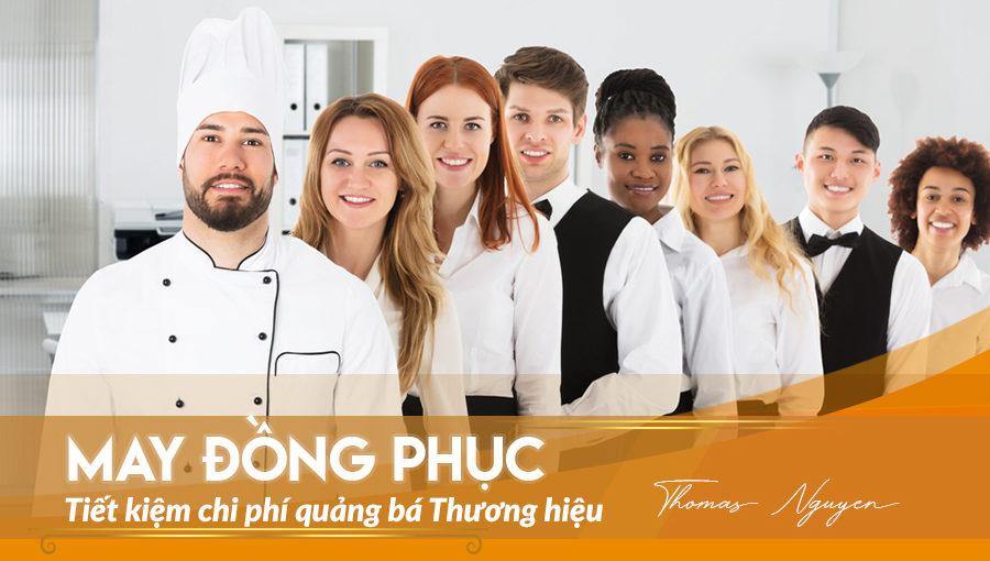 Đồng Phục Nhà Hàng Khách Sạn – Giảm Chi Phí Quảng Bá