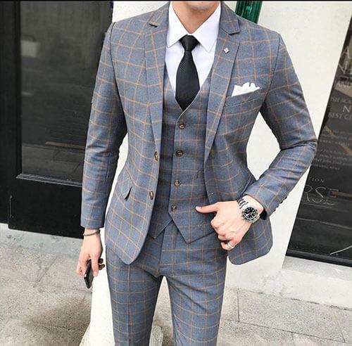áo vest nam đẹp