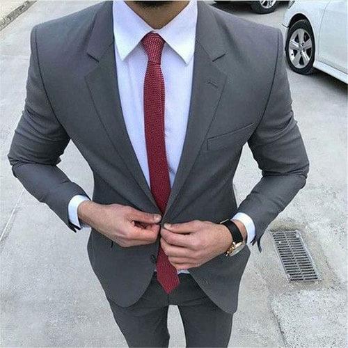 đồng phực văn phòng, vest đồng phục nam