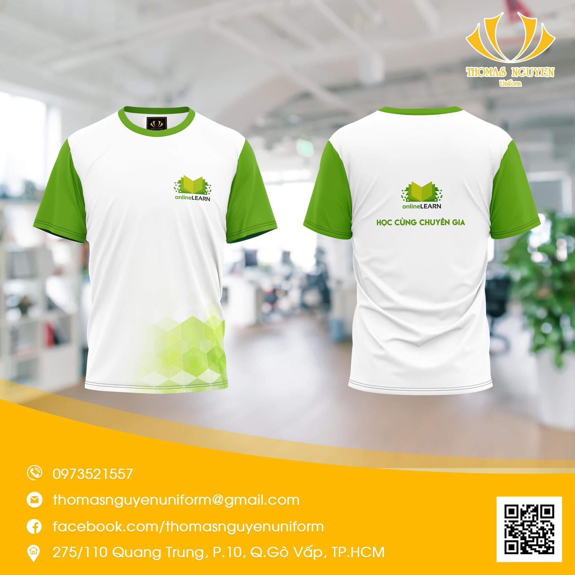 áo thun đồng phục, áo thun quà tặng, may đồng phục công ty