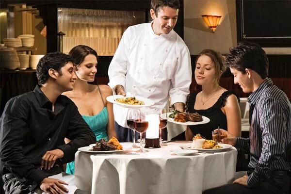 Giúp khách hàng dễ dàng xác định vị trí công việc của từng nhân viên