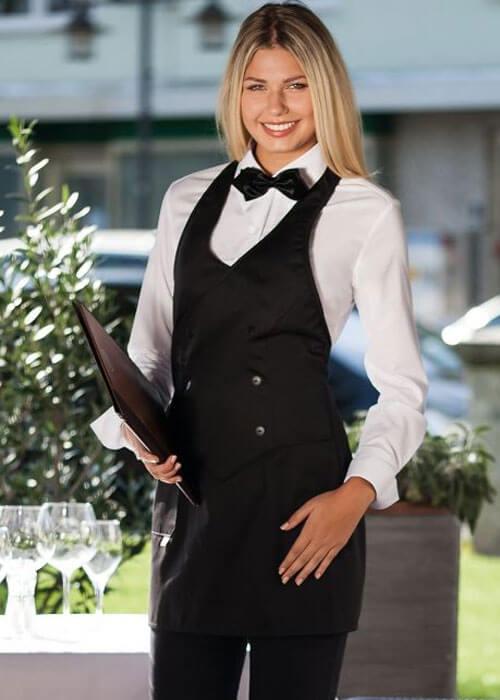 Đòng phục nhân viên phụ vụ nhà hàng chuyên nghiệp