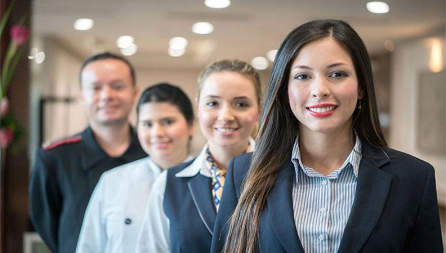 May đồng phục khách sạn | Lựa chọn may đo hoàn hảo