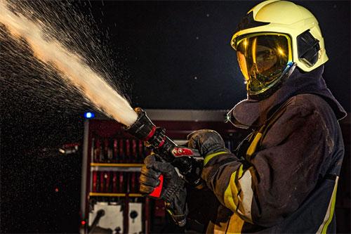 Đồng phục nhân viên chữa cháy