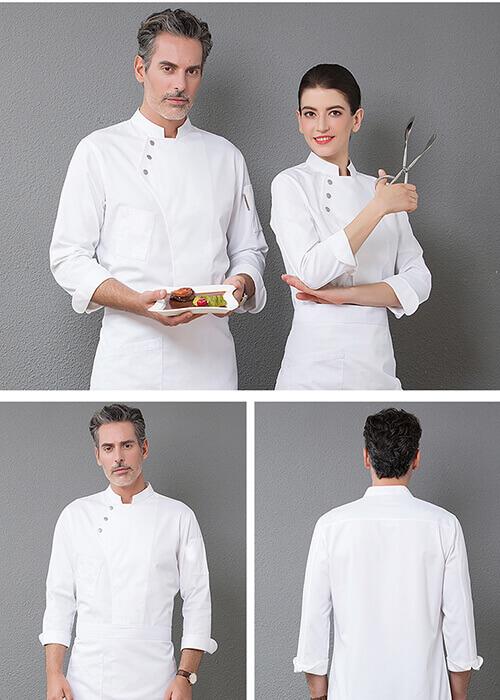 Đồng phục đầu bếp tại nhà hàng