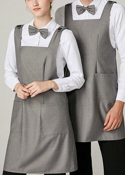 Đồng phục tạp vụ tại nhà hàng