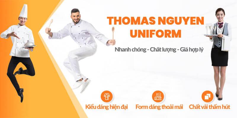 Thomas Nguyen Uniform - Người may đo thương hiệu