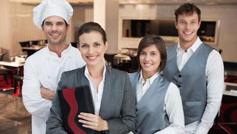 Áo đồng phục nhà hàng |Điểm nhấn đặc biệt thu hút khách hàng
