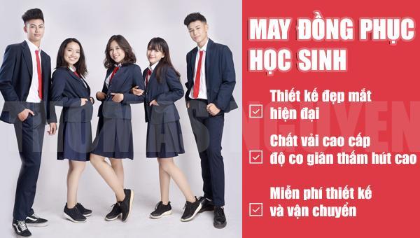 Thomas Nguyen Uniform tự hào là đơn vị cung cấp đồng phục học sinh tiểu học uy tín tại thành phố Hồ Chí Minh