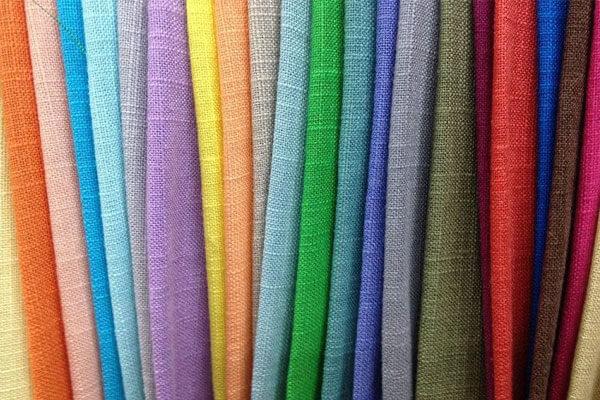 Vải lanh có đặc tính thấm hút mồ hôi tốt