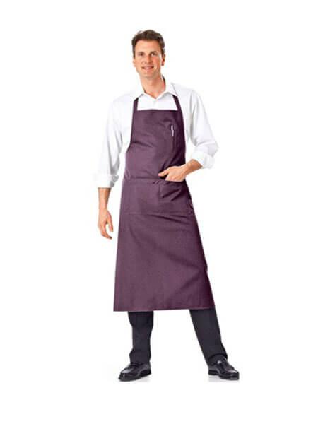 Đồng phục đầu bếp - Tạp dề yếm