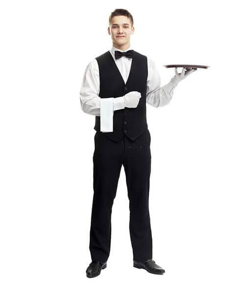 Áo ĐP phục vụ nhà hàng khách sạn