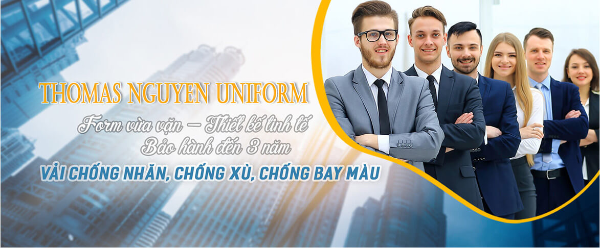 Banner đồng phục Thomas Nguyen Unifrom