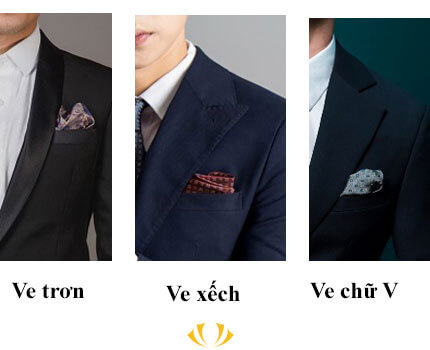 ve áo vest nam đồng phục