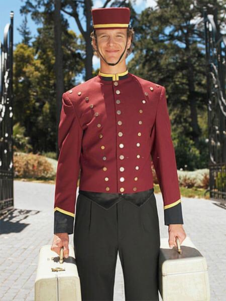 Mẫu đồng phục bellman