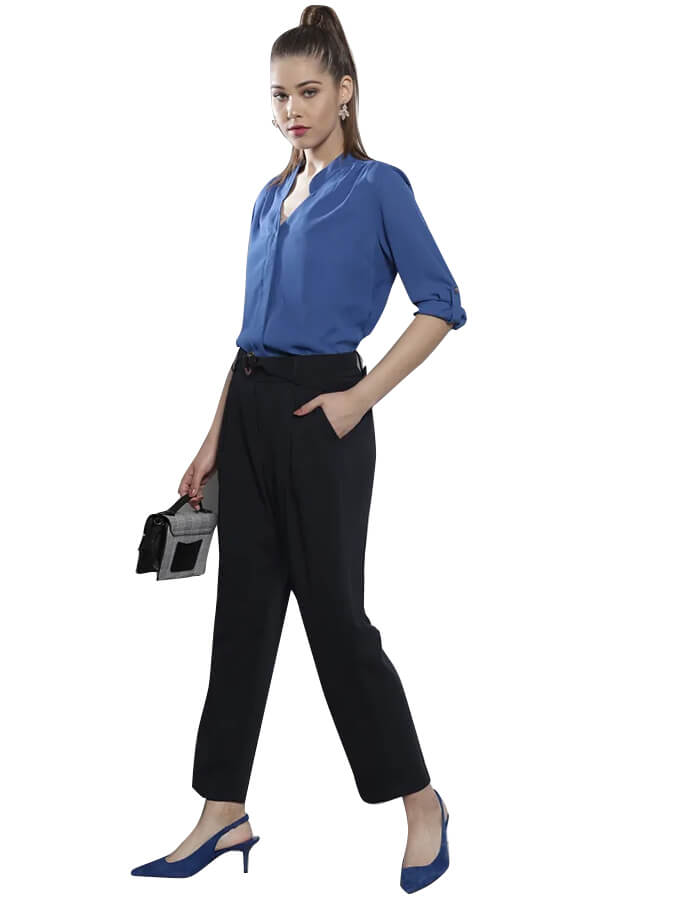Tại sao bạn nên trang bị may quần tây cho nhân viên nữ đồng phục?