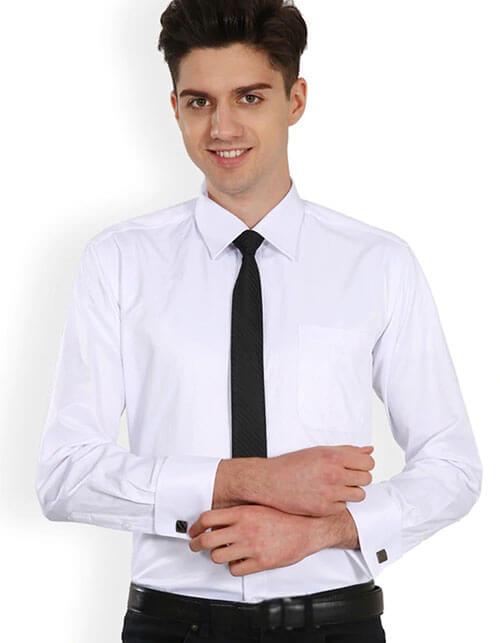 đồng phục sơ mi trắng