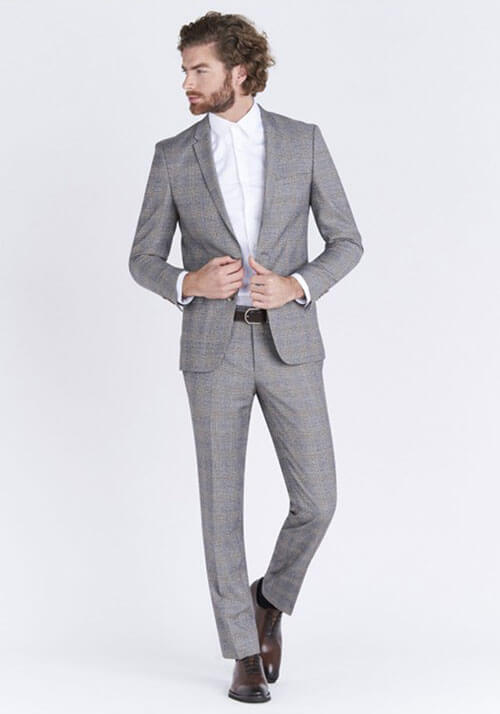 đồng phục vest nam