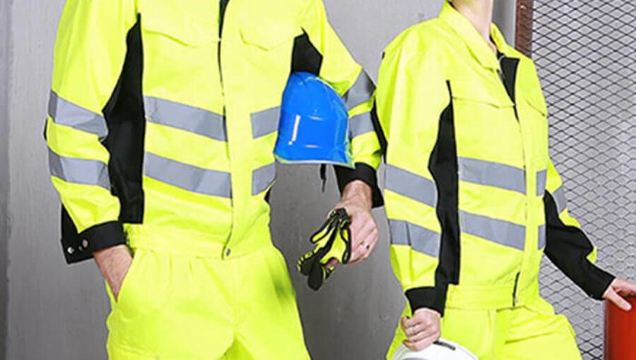 Bí quyết lựa chọn quần áo công nhân tại công trường lao động
