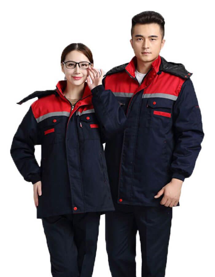 Các loại đồ bảo hộ, áo khoác bảo hộ lao động