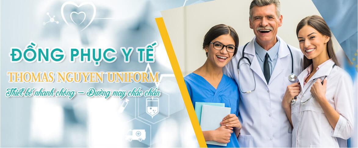 Banner đồng phục y tế