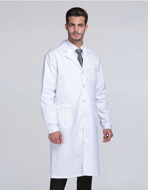 mẫu áo bác sĩ