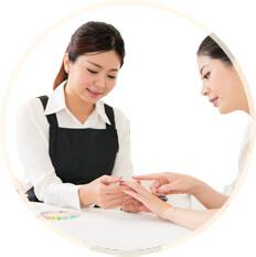 Đồng phục nhân viên nail