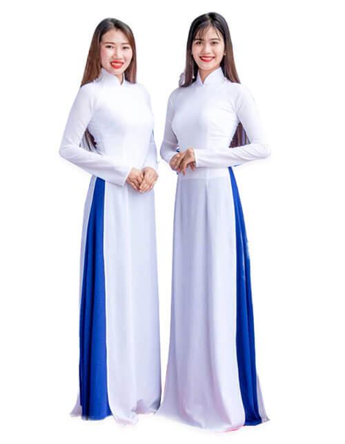 mẫu đồng phục lễ tân